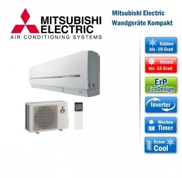 Mitsubishi Electric Kompakt MSZ-SF42VE + MUZ-SF42VE